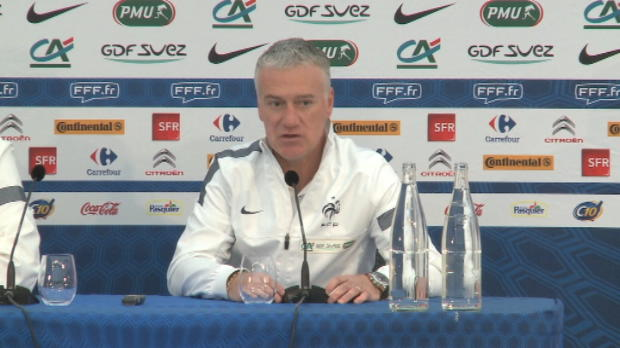 Bleus - Deschamps - 'Pogba reprsente le futur'