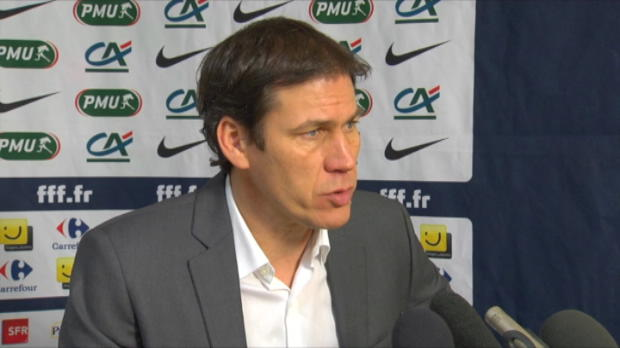 CDF - 8me de finale, Garcia : 'On s'est rveills trop tard'