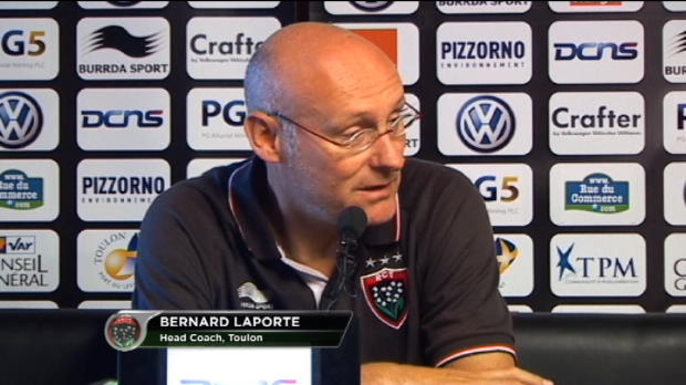 Top 14 - 6e journ�e : Laporte : ''Castres, aucun point faible''