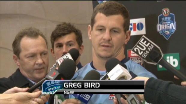 Rugby, State of Origin : Rugby, State of Origin - Bird - ?Nous avons besoin d'unité?