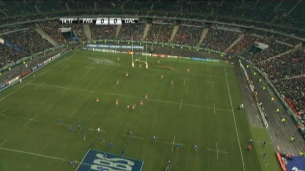 Six Nations: Geniestreich! Wales stürmt Stade de France