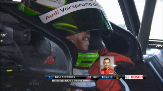 DTM: Farfus takes Hockenheim opener