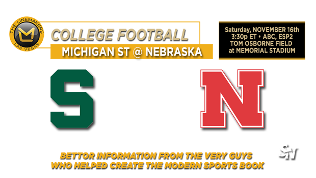 Michigan State @ Nebraska