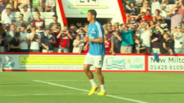 Foot Transfert, Mercato Transferts - Ronaldo tr�s loin de Manchester United