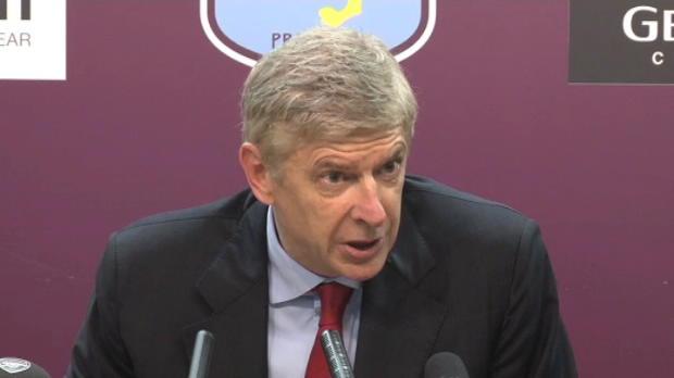 P.League - Arsenal, Wenger toujours sous pression