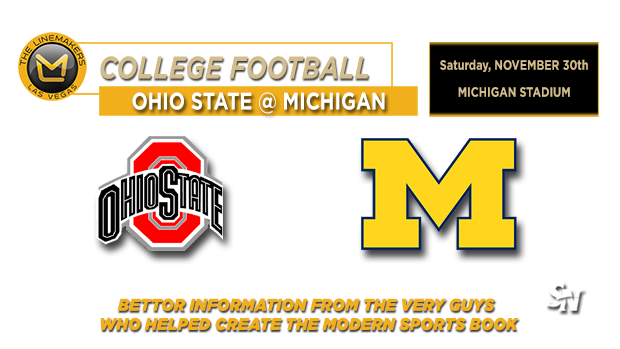 Ohio St @ Michigan