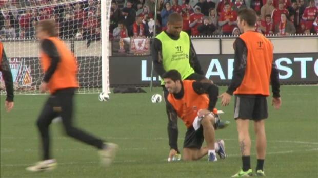 Foot Transfert, Mercato P.League - Liverpool, Suarez de retour avec les Reds