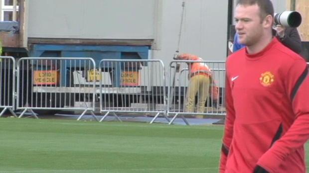 Foot Transfert, Mercato P.League - Man Utd, Rooney 'n'est pas � vendre'