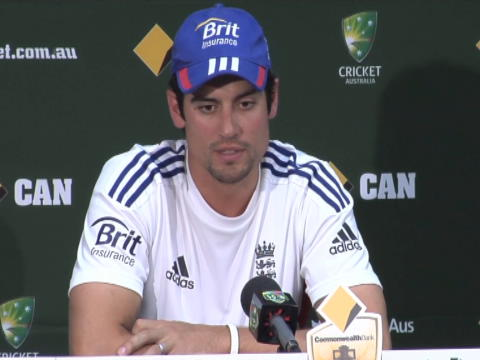 Cook eyes England revival