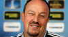 Benitez coy on future