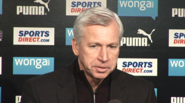 P.League - Newcastle, Pardew : 'Un b�n�fice pour l'�quipe de France'