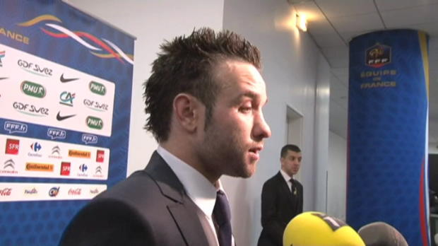 Bleus - Valbuena : 'J'essaie d'tre dcisif'
