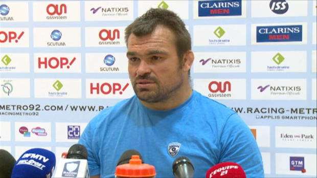 Top 14 - 13e j. : Mas : 'Des motifs de satisfaction'