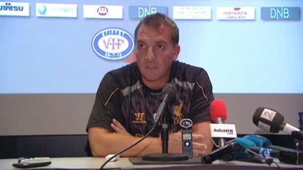 Foot Transfert, Mercato Transferts - Liverpool, Rodgers : 'Liverpool m�rite le respect de Suarez'