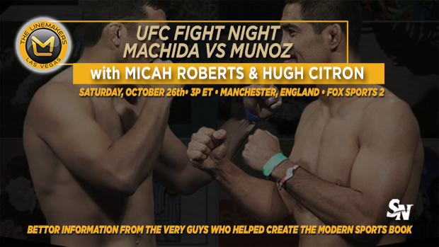 UFC: Machida vs. Munoz