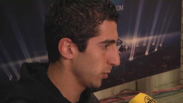 LDC - Groupe F : Borussia Dortmund, Mkhitaryan : 'Un contre magnifique'