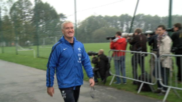 Bleus - Deschamps fait le point