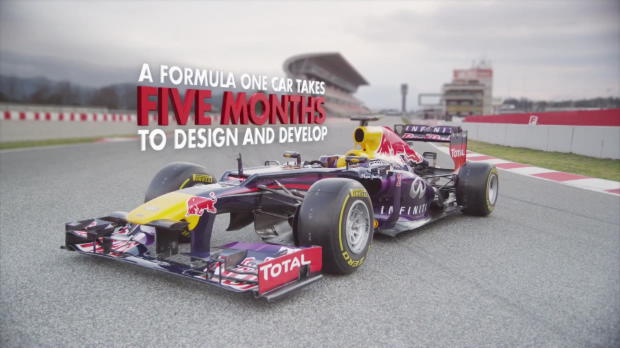How to make an F1 car: Design and R&D