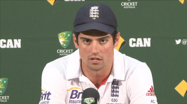 Cook: Ashes not gone yet