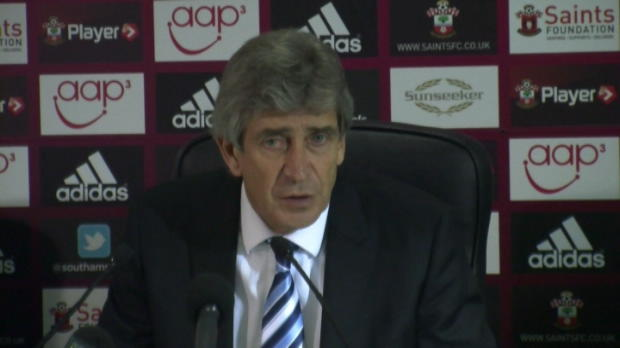 P.League - Man City, Pellegrini : 'Un nul logique'