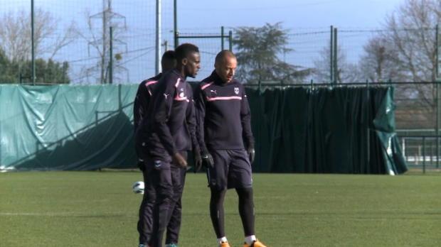 Ligue Europa - Bordeaux se m�fie de l'attaque de Kiev
