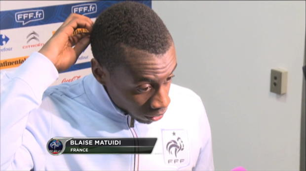 Bleus - Matuidi : 'Une grande quipe d'Espagne'