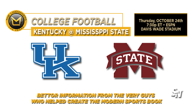 Kentucky @ Mississippi State