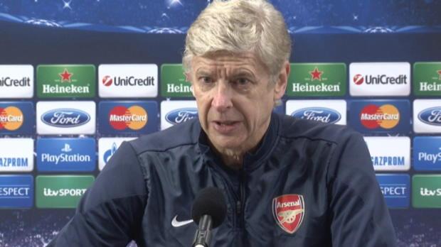 LDC - Groupe F : Arsenal, Wenger s'appuie sur la confiance
