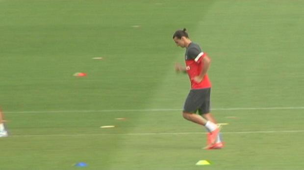 Foot Transfert, Mercato PSG - Ibrahimovic se livre sur son avenir
