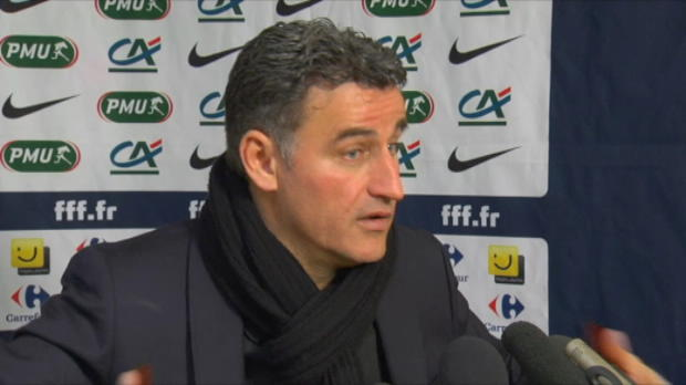 CDF - 8me de finale, Galtier : 'Une aventure de plus en plus intressante'