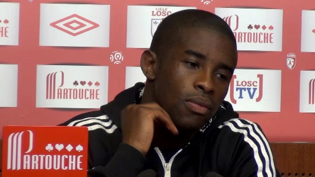 Foot Transfert, Mercato LOSC - Mavuba : 'Une fin de saison agit�e'