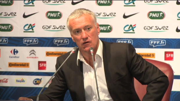 Bleus - Deschamps : 'Gourcuff a retrouv des jambes'