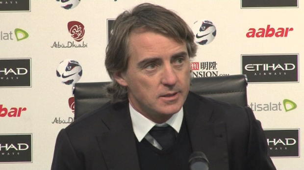 P.League - 31�me journ�e, Mancini : 'United m�rite sa place'