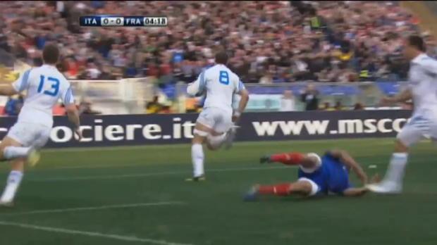 Six Nations: 23:18-Thriller! Italien feiert Auftaktsieg gegen Frankreich