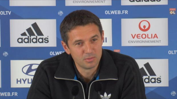 OL - Garde : 'Gourcuff a servi l'quipe'