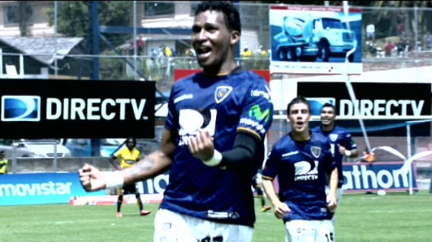 Video - Serie A de Ecuador, Le but incroyable de Guerrero