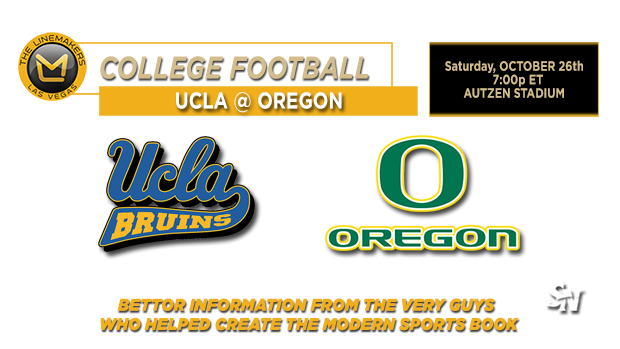 UCLA @ Oregon