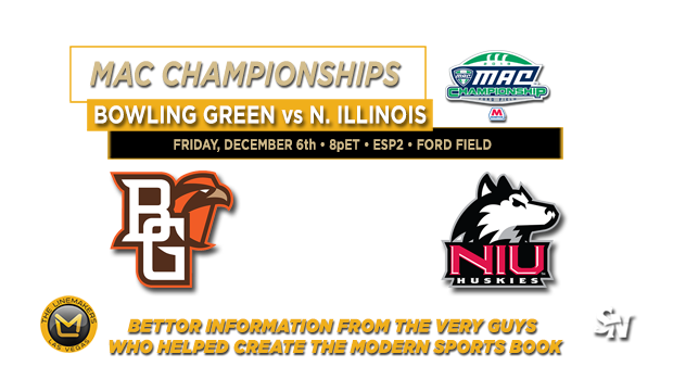 Bowling Green @ Northern Illinois