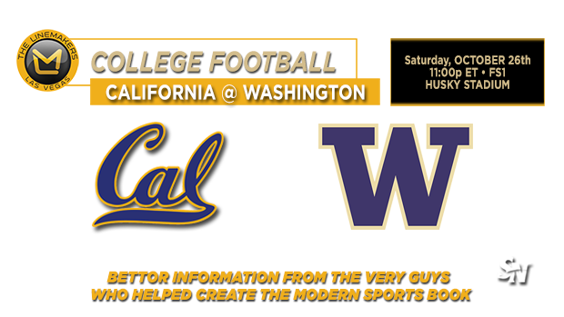 Cal @ Washington
