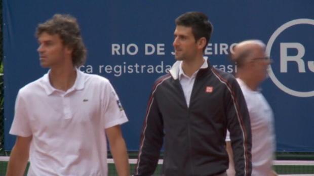 NEWS - Djokovic - 'Porto il tennis in Brasile'