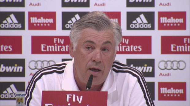 Foot Transfert, Mercato Liga - Real Madrid, Ancelotti tacle Martino au sujet de Bale