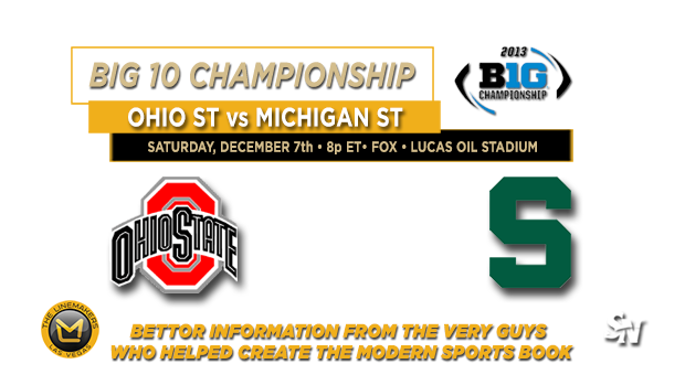 Ohio State @ Michigan State