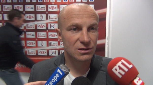 LOSC - Balmont : 'De belle mani�re'