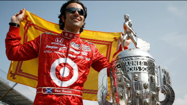 Dario Franchitti retires