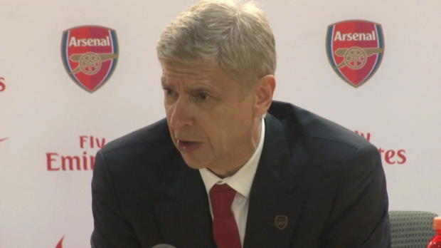 P.League - Arsenal, Wenger : 'Trop t�t pour �carter United'