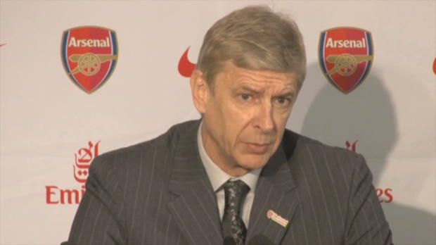 P.League - Arsenal, Wenger vor Everton : 'Wir sind hungrig'