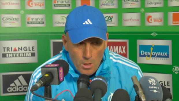 Foot : OM - Baup : &quot;Nous n'&eacute;tions pas en vacances&quot;