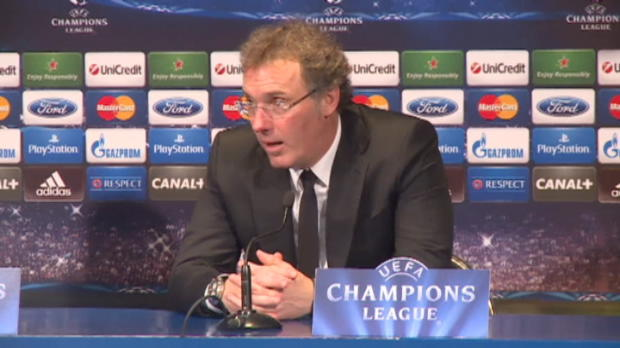LDC - Groupe C : PSG, Blanc : 'On a de l'ambition'