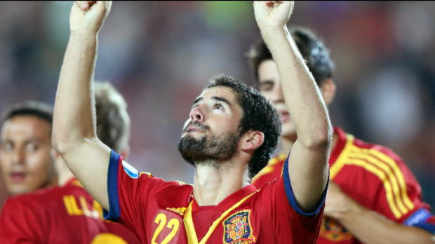 Foot Transfert, Mercato Liga - Real Madrid, Isco officialis� au Real