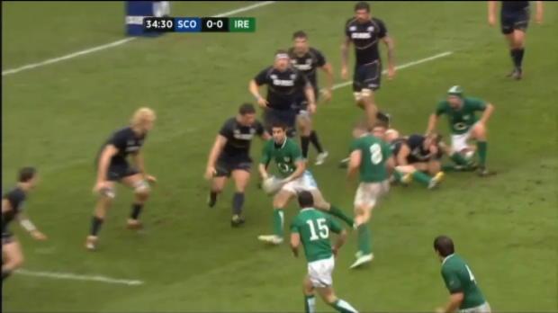 Six Nations: Starkes Comeback! Schotten bezwingen Irland